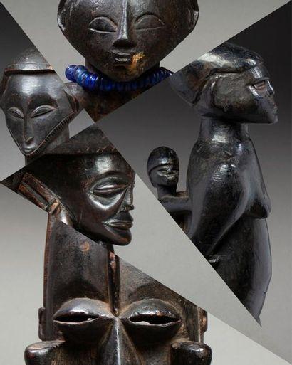 CARNETS DE VOYAGES - ART TRIBAL D'AFRIQUE & D'OCEANIE