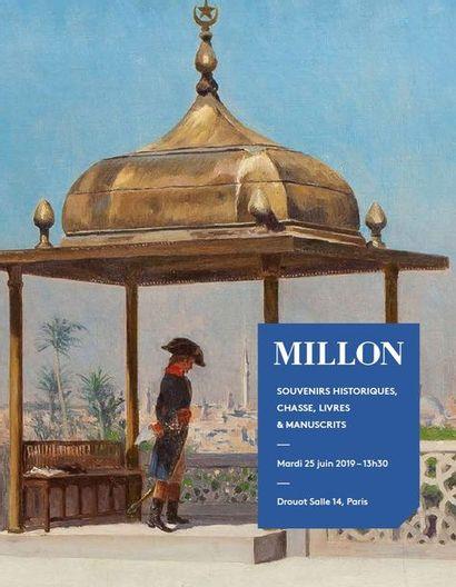 Collections & Successions Cynégétique, souvenirs historiques, livres et  manuscrits