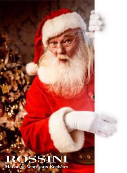 Vente de Noël : Vins, Jouets anciens, Objets de vitrine, Tableaux