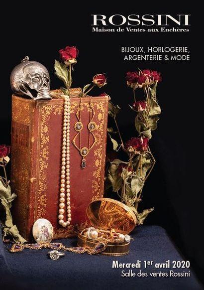 Bijoux, horlogerie, argenterie et mode