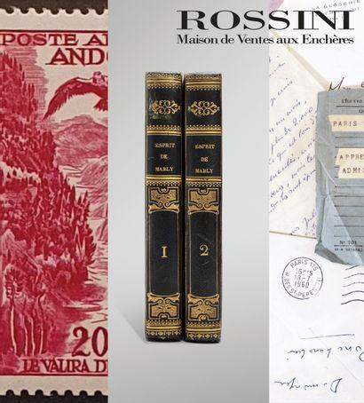 Timbres, Livres, Vieux papiers