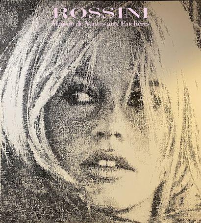 Vente caritative au profit de la fondation Brigitte Bardot