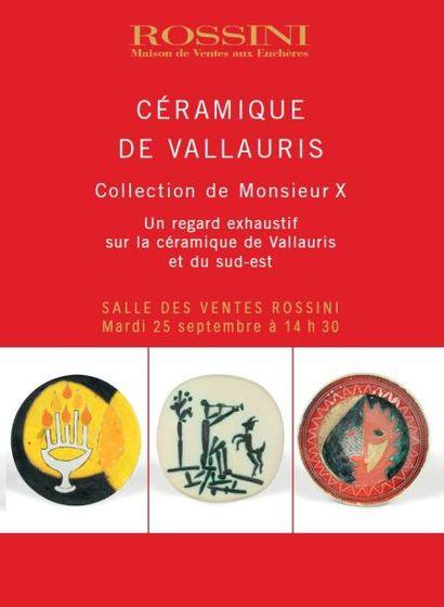 CERAMIQUE DE VALLAURIS