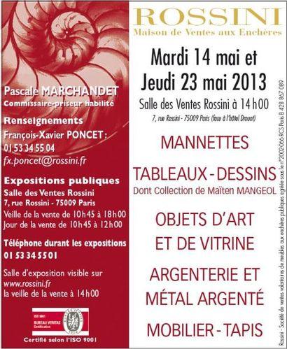 Mannettes, Objets d'Art et de Vitrine, Argenterie et Métal Argenté, Mobilier, Tapis