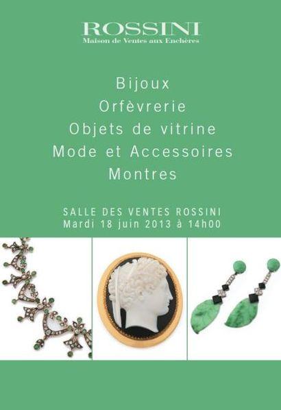 Bijoux, Orfèvrerie, Objets de vitrine, Montres