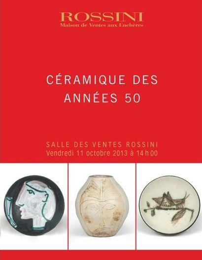 Céramique du XXe siècle