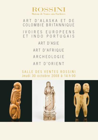 ART D'ALASKA ET DE LA COLOMBIE BRITANNIQUE