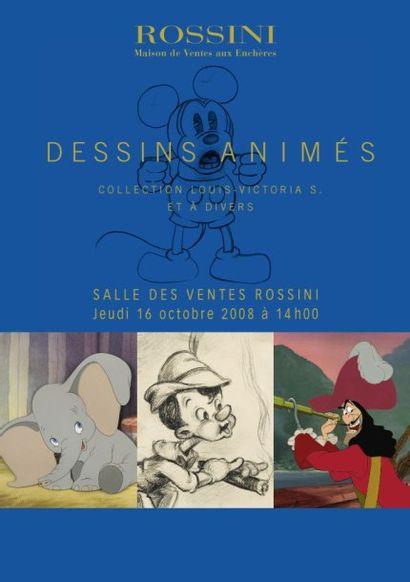 DESSIN ANIME Collection Louis Victoria.