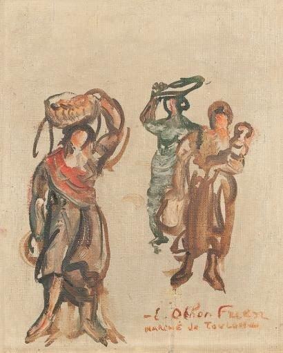 Estampes, dessins, sculptures, peintures XIXe siècle Modernes et Contemporain