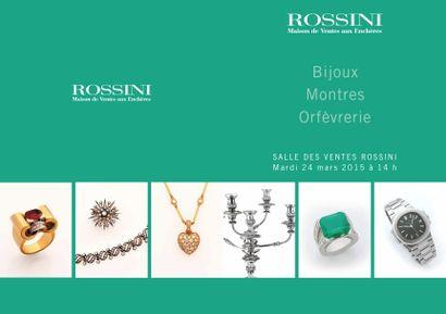 Bijoux, Montres, Argenterie, Objets de vitrine