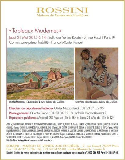 Estampes, Dessins, Sculptures, Peintures du XIXe Modernes et Contemporains
