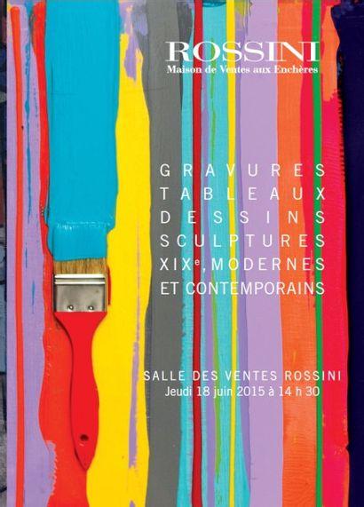 Tableaux Modernes et Sculptures