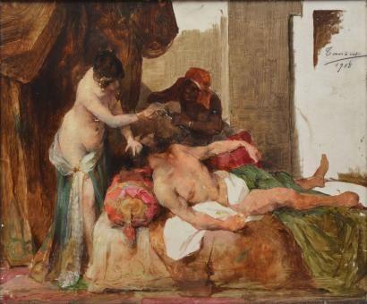 Estampes, Dessins, Sculptures, Peintures XIXe siècle Modernes et Contemporains