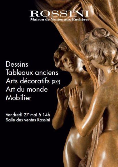 Dessins, Tableaux anciens, Arts décoratifs du XXe, Art du monde, Mobilier
