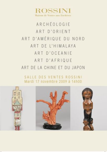 Art d'Asie et d'Afrique - Archéologie- Art d'Orient