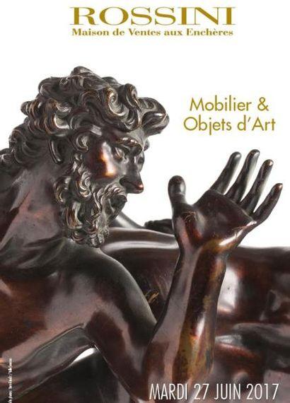 Mobilier-Objets d'Art