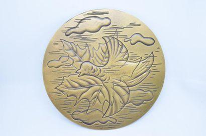 Vente online médailles ARTHUS BERTRAND et insignes, or de bourse, pièces d'argent, billets, militaria et éléments de décorations militaire du 18/04/18 au 02/05/18