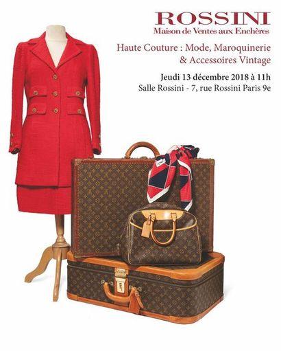 Vente Haute Couture : Mode, Maroquinerie & Accessoires Vintage