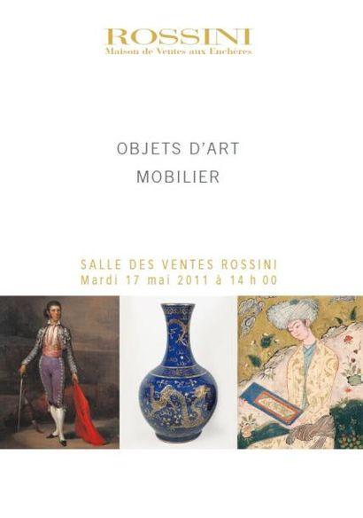 Mobilier-Objets d'Art VENTE LIVE