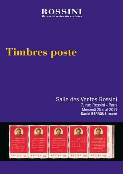 TIMBRES POSTE DE COLLECTION
