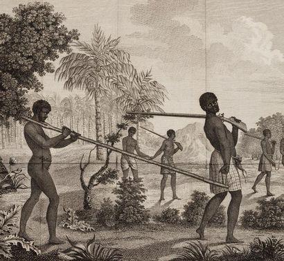 Dispersion de la collection de M. Gaulard, première partie,  livres et documents sur l'esclavage, la traite négrière, les colonies : Etats-Unis d'Amérique, Antilles… et les voyages.