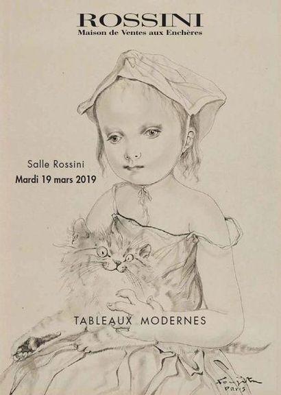 Vente de Tableaux & Sculptures XIXe, Modernes et Contemporains