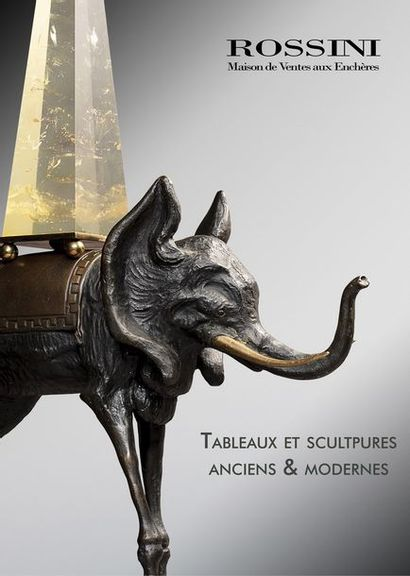 Vente Tableaux et Sculptures Anciens & Modernes