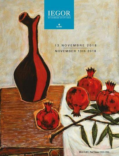 Art international - Antiquités et objets d'art - Art canadien - Bijoux - Cognacs et whiskys de collection - Art Africain