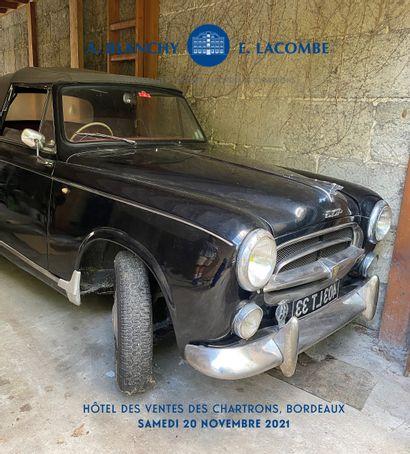 Automobiles anciennes et de collection