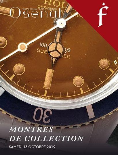 Montres de collection & Horlogerie