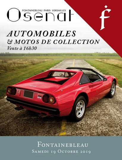 Automobiles et motos de collection