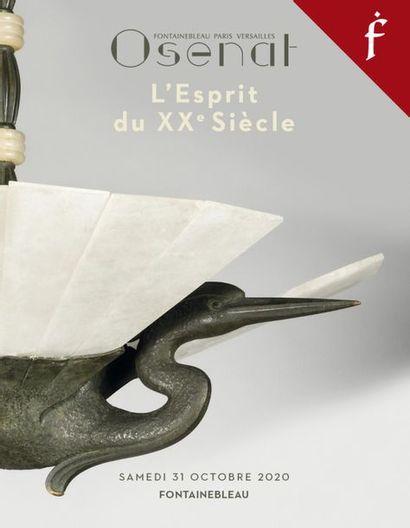 L'Esprit du XXe siècle - Mobilier design, objets d'art, tableaux et art contemporain