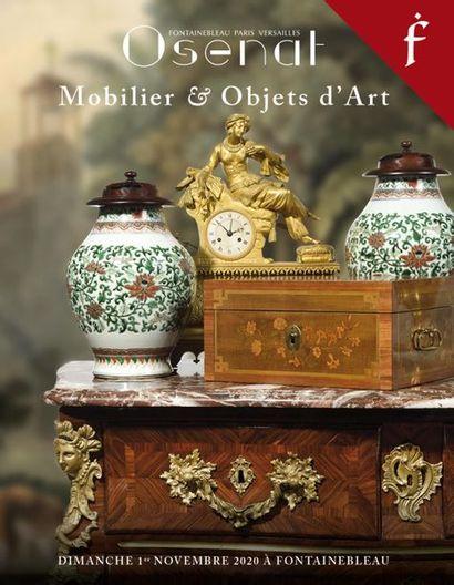 [VENTE LIVE A HUIS CLOS] Mobilier & Objets d'Art