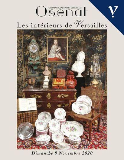 [VENTE LIVE A HUIS CLOS] Les Intérieurs de Versailles