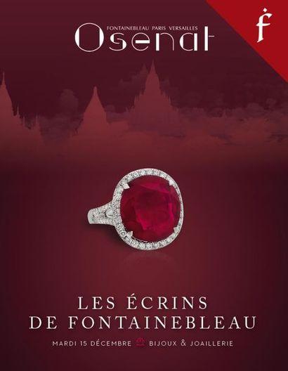 Les Ecrins de Fontainebleau