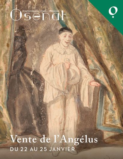 Sale of the Angelus in Chailly-en-Bière