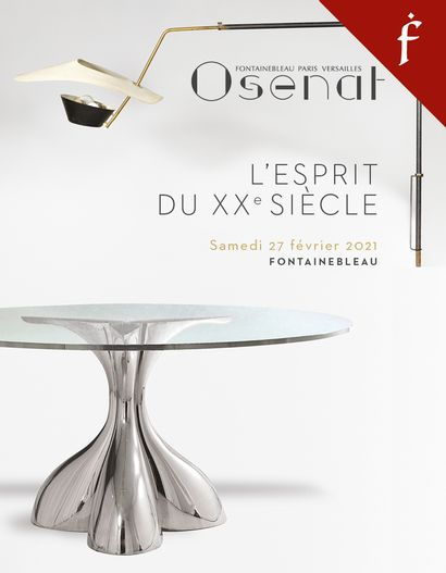 L'Esprit du XXe siècle - Design furniture, objets d'art, paintings and contemporary art