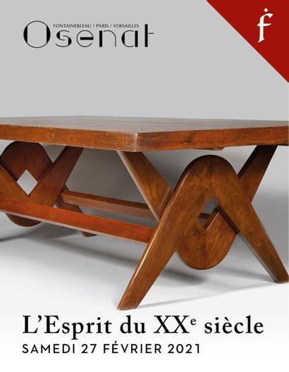 L'Esprit du XXe siècle - Design furniture, objets d'art, paintings and contemporary art