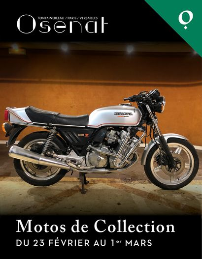 [ONLINE] Motos de Collection