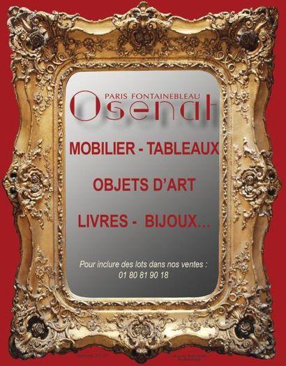 Bibelots, tableaux, mobilier, bijoux