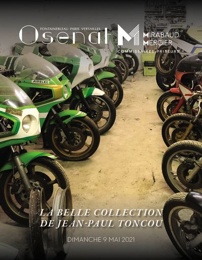 Motos & automobiles, la belle collection de Monsieur TONCOU