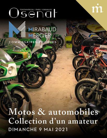 Motos & automobiles, Collection d'un amateur
