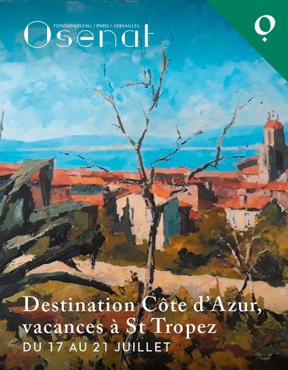 Destination French Riviera, holidays in St Tropez