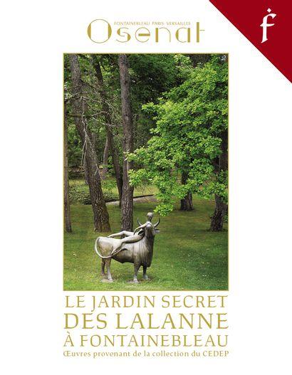 LE JARDIN SECRET DES LALANNE À FONTAINEBLEAU