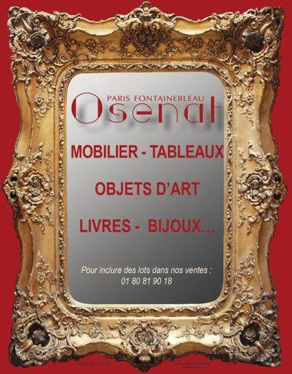 Mobilier et objets d'art, argenterie et bijoux, tableaux anciens et modernes, tapis