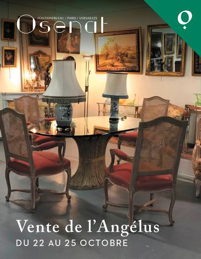 Vente de l'Angélus à Chailly-en-Bière