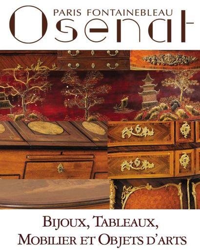Meubles et objets d'art - bijoux