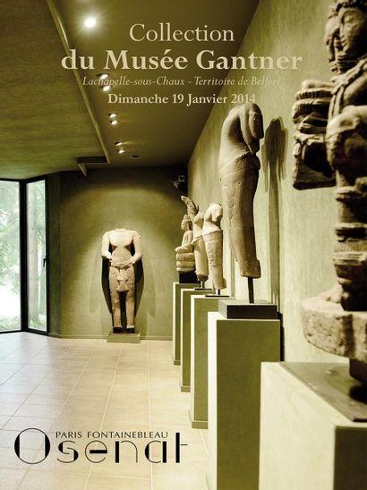 Collection du Musée Gantner - Archéologie