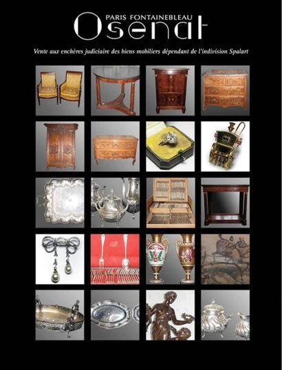 Orfèvrerie, Tableaux, Mobilier et Objets d'Art