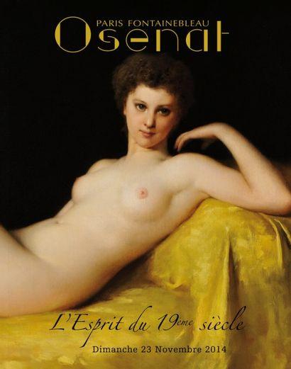 L'Esprit du 19ème siècle - Dessins et Tableaux